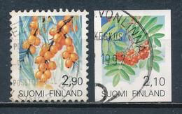 °°° FINLAND - Y&T N°1093/95 - 1991 °°° - Usados