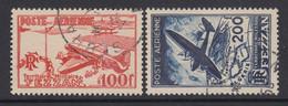 Fezzan, Scott 2NC1-2NC2 (Yvert PA4-PA5), Used - Used Stamps