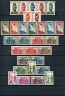 Cameroun        162/191 ** - Unused Stamps