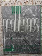 LA  DOCUMENTATION PHOTOGRAPHIQUE N° 245-1964-PARIS PROBLEMES DE LA FRANCE D AUJOURD'HUI - History