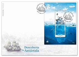 Portugal & FDCB Antarctica Discovery 2021 (3427) - Otros