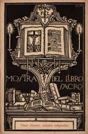 CPA - A. MORONI - FIRENZE, Mostra Del Libro Sacro - Commemorativa, Commémoration - NV - PU045 - Advertising
