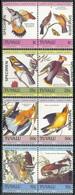 Tuvalu, 1985, Birds, Ovpt SPECIMEN - Tuvalu