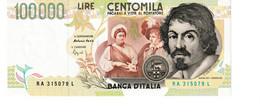 Italy P.117a 100000 Lire 1994 Unc - 100000 Lire