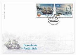 Portugal & FDC Antarctica Discovery 2021 (3427) - Otros