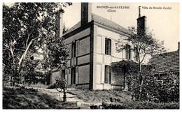 18 BRINON-sur-SAULDRE - Villa Du Moulin Grelot - Brinon-sur-Sauldre