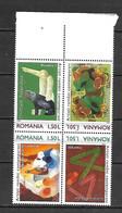 Romania 2005 Contemporary Art MNH - Nuevos