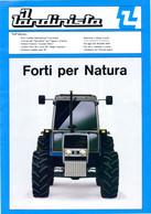 """Il Landinista """" Forti Per Natura """" - Advertising"""