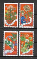 Somalia 1997 Medicinal Plants MNH - Heilpflanzen