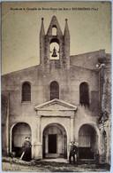 Entrée De La Chapelle De Notre-Dame Des Bois à POURRIERES (Var) - Other Municipalities
