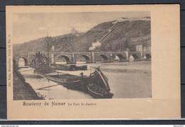 Postkaart Van Souvenir De Namur  Niet Gelopen Kaart - Namur