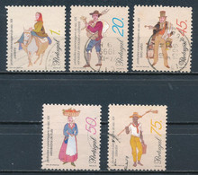 °°° PORTUGAL - Y&T N°2047/51 - 1995 °°° - Used Stamps