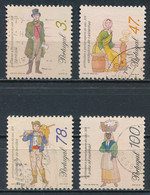 °°° PORTUGAL - Y&T N°2094/97 - 1996 °°° - Used Stamps
