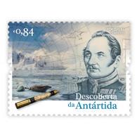 Portugal ** & Antarctica Discovery, Robert Falcon Scott 2021 (3426) - Unused Stamps