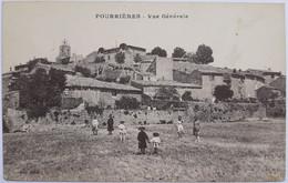POURRIERES - Vue Générale - Other Municipalities