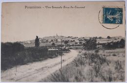 POURRIERES - Vue Générale Prise Du Couvent - Other Municipalities