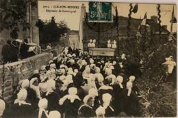 ILE-AUX-MOINES—Reposoir De Locmiquel - Ile Aux Moines