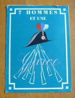 7 Hommes Et Une Garce : Dossier De Presse - Jean Marais, Guy Bedos - 1967 - Cinema Advertisement