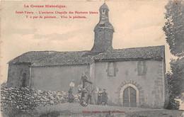 SAINT VAURY - L'Ancienne Chapelle Des Pénitents Blancs - Other Municipalities