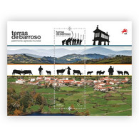 Portugal ** & Barroso Lands, World Agricultural Heritage 2021 (77686) - Environment & Climate Protection