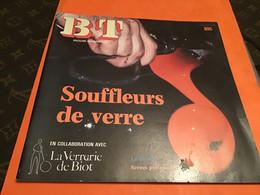 Bibliothèque De Travail Magazine Bimensuel 1988 Souffleurs De Verre La Verrerie De Biot - 12-18 Years Old