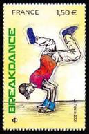 France 2021 - SPORT - Couleur Passion (Breakdance) ** - Nuevos