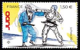 France 2021 - SPORT - Couleur Passion (Judo) ** - Nuevos