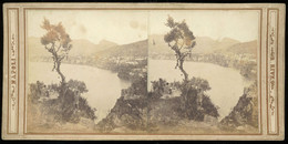 Stereoview - Pittore, Bay Of NAPLES - ITALY - Visionneuses Stéréoscopiques