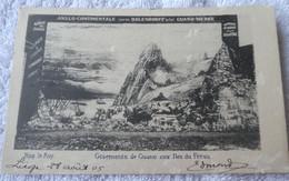PERU  Gisements De Guano - Perù