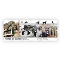 Portugal ** & Barroso Lands, World Agricultural Heritage 2021 (77686) - Unused Stamps