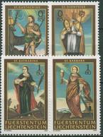 Liechtenstein 2005 Die 14 Nothelfer 1370/73 Postfrisch - Ongebruikt