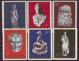 ROMANIA 3230-3235,unused - Archeologie