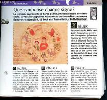 Lot D'environ 55 Fichettes Sur L'astrologie, L'astrologie Chinoise, La Numérologie Et La Graphologie - Collectif - 1983 - Esotérisme