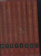 Encyclopedie Des Sciences Naturelles- 8 Tomes- Histoire Naturelle Pour Garcons Et Filles - Collectif - 0 - Sciences