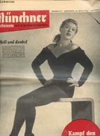 Münchner Illustrierte, N°17 (25 Avril 1953) : Alle Härte Des Gesetzes Gegen Rabeneltern / Rätselvoller Orient / Der Mörd - Dictionaries, Thesauri