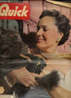 Quick, N°18 (2 Mai 1954) : - Mösslang Franz Hugo & Collectif - 1954 - Dictionaries, Thesauri