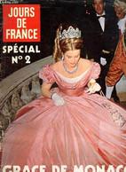 Jours De France, Spécial N°2 : Grace De Monaco (Supplément Au N°1448 (du 2 Au 8 Octobre 1982) : - Bretagne Christian & C - Biographie