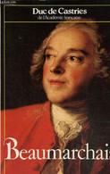 """Beaumarchais (Collection """"Figures De Proue"""") - De Castries Duc - 1996 - Biographie"""