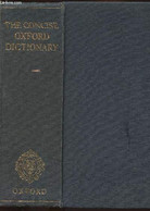The Concise Oxfod Dictionary- Fifth Edition - Fowler H.W Et F.G. - 1964 - Dictionaries, Thesauri
