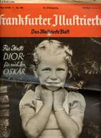 Frankfurter Illustrierte, N°20 (16 Mai 1953) : Nachts Auf Dem Banhof / Sternchen Nach Schablone / Bettina Findet Den Weg - Dictionaries, Thesauri