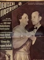 Deutsche Illustrierte, N°15 (11 Avril 1953) : Ich Sprach Mit Kikuyu-Häuptling Katschona / Wenn Die Begum Lächelt / Premi - Dictionaries, Thesauri