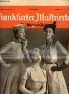 """Frankfurter Illustrierte, N°19 (9 Mai 1953) : Welstadt Ohne Nacht-Leben / Dior Zicht Unsere Leserinnen An / """"Diese Frau - Dictionaries, Thesauri"""