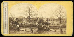 Stereoview - St Andrew's College, Bradfield, Berkshire - England - Visionneuses Stéréoscopiques