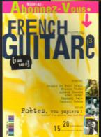 """Carte Postale """"Cart'Com"""" - Série """"Divers, Presse, Média,..."""" - French Guitare (magazine) Abonnez-vous - Advertising"""
