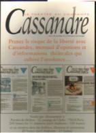 """Carte Postale """"Cart'Com"""" - Série """"Divers, Presse, Média.."""" - Cassandre (mensuel) Le Théâtre En Courants - Advertising"""