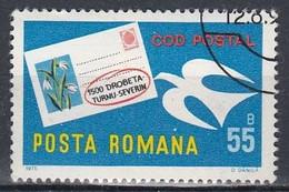 ROMANIA 3261,used - Post