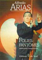 "Carte Postale ""Cart'Com"" - Série ""Divers, Presse, Média,..."" - Alfredo Arias - Folies-Fantômes (mémoires Imaginaires) - Advertising"