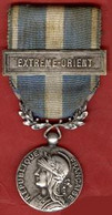 ** MEDAILLE  COLONIALE  EXTREME - ORIENT ** - France