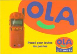 """Carte Postale """"Cart'Com"""" - Série """"Divers,..."""" Ola Itineris (France Telecom) Agence Ille Et Vilaine Rennes Redon - Advertising"""
