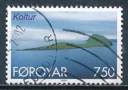 °°° FOROYAR FAROE ISLANDS - Y&T N°379 - 2000 °°° - Féroé (Iles)